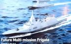 日本新一代隐身战舰
