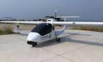 EMS无人机试飞成功