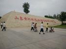 沒想到濟西這個小縣城,藏這麼大個國家級濕地公園