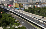 沈阳沈辽路高架桥预计明年6月底具备通车条件