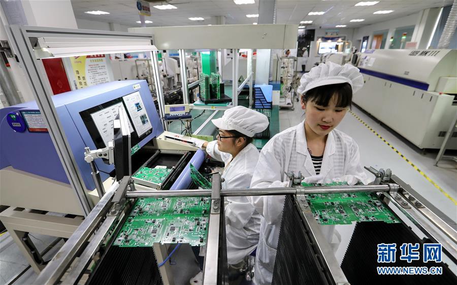 (经济)(1)科技助推启东新能源产业减员增效