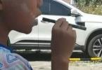 """11岁女孩""""吞云吐雾"""" 这种东西可能比烟更危险"""