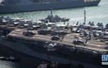 美军舰若穿越台湾海峡 蔡英文该哭还是笑?