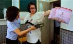 """辽宁18.5万人参加高考 考生入场按""""机场安检""""标准检查"""
