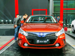 NEV sales continue to surge in China