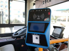 WeChat payment available for buses in Shanghai