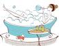 常洗热水澡预防糖尿病