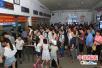 南阳铁路暑运火爆开局 首周送客16.5万人
