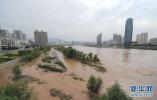 兰州启动黄河洪水IV级应急响应 降水仍将持续