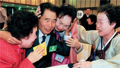 朝韩离散家属团聚活动今日举行