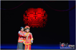 秦腔现代戏《柳河湾的新娘》亮相石家庄