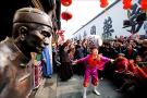 古都·新年|杭州:吴山庙会夜 杭城灯如昼