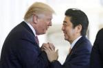 特朗普称日本首相提名他参评诺贝尔和平奖?安倍回应:是事实
