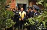 落网月余连环强奸杀人嫌犯冯学华被批捕 曾奸杀3人潜逃439天