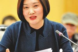 著名作家邵丽当选河南省文联新一届主席
