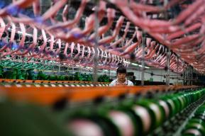 中国首季经济亮了 这些关键数据你看懂了吗?