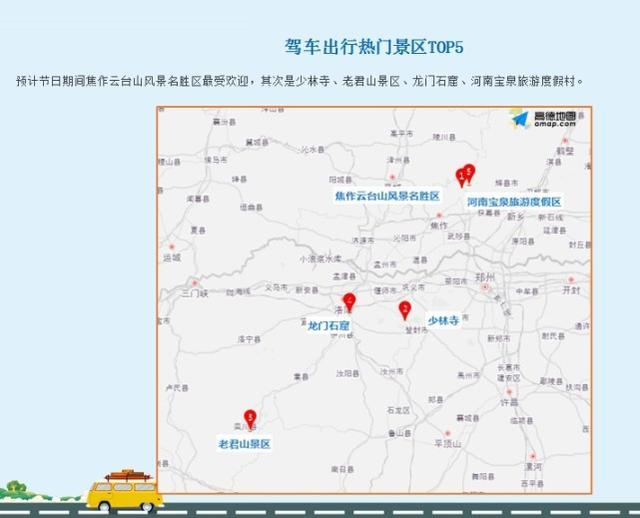 """国庆假期车流量将再创新高,河南高速交警为你送上""""避堵宝典"""""""