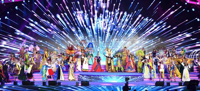 2019世界旅游小姐全球总决赛青岛落幕