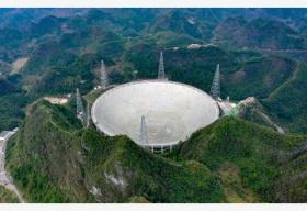 """""""中国天眼"""":疫情期间确保正常运行 已发现114颗脉冲星"""