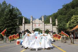 """福满尧山""""粽""""是情!我在尧山过最具仪式感的端午节"""