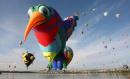 哈利斯科热气球节