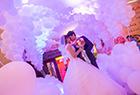 十万气球的主题婚礼