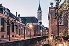 拍摄荷兰城市美景