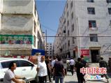 郑州高新区开拆成片违建 占地十余亩盖8栋公寓楼