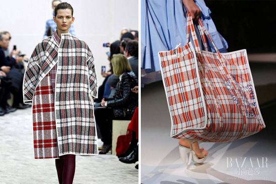 妈呀我买齐了今年的it_bag却输给了这只4块5的宜家购物袋!