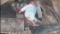 """3个月大女婴被遗弃野外 十堰民警充当临时""""爸爸""""悉心照顾"""