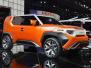越野利器?丰田全新小型SUV消息曝光