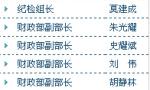 戴柏华不再担任财政部部长助理职务(图/简历)