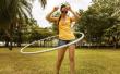 摇呼啦圈可以瘦肚子?瘦肚子的5种运动