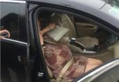 妻子即将临盆胎动剧烈 丈夫开车送医却被交警拦下