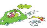 騎車人被撞兩次身亡肇事司機都逃逸 開車撞了人要這樣做