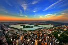 2016中国城市竞争力十强发布:南京未上榜 苏州第九