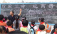 临桂区中庸镇开展未成年人禁毒宣传教育活动