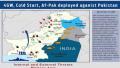 巴基斯坦试射可携核弹头导弹 回应印度战争威胁(图)