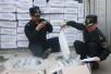 宁波海关查获并销毁一批走私冻品 累计达1400吨