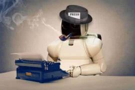 机器人写稿在路上:你压力山大吗?