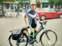 锦州九十五岁老人每天骑行几十里 让年轻人自叹不如