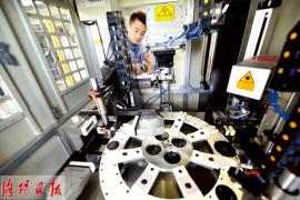 洛陽開遠精機:智慧檢測線出口俄羅斯