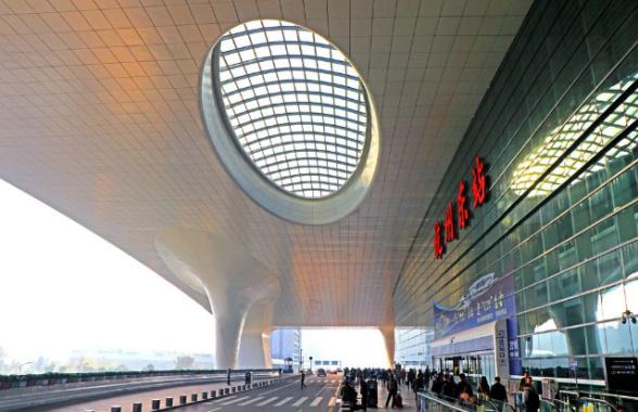 被進出杭州東站的路繞暈?杭州交警增補調整46個交通標識