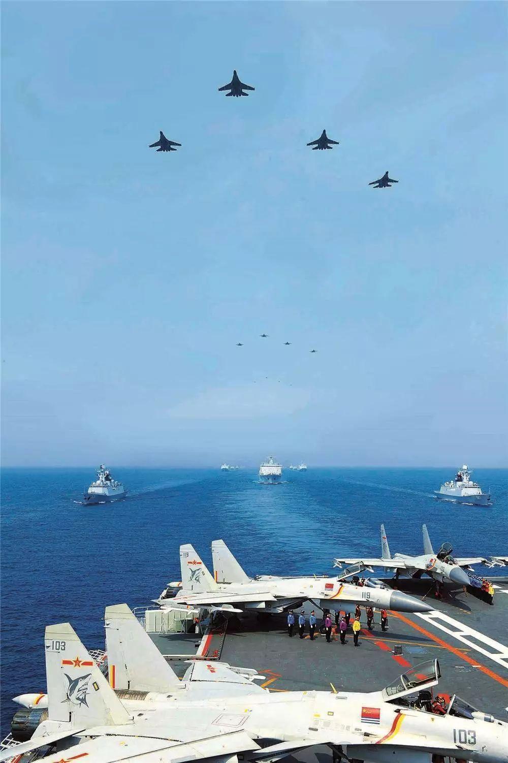 幸运飞艇首尾相加规律:军报评论:向海图强,建设一支强大的人民海军