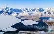 黄河源头冬格措纳湖 冰雪消融的风姿你见过吗