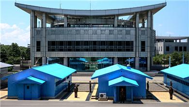 板门店:韩朝第三次首脑会晤地点