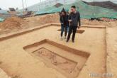 鄭州一工地現191個墓葬