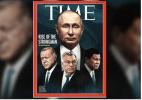 普京等4位领导人登新一期《时代》周刊封面:我们正处于强人时代