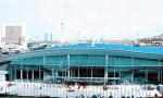 济南西部会展中心配建2417个车位 5个展馆8月底完成结构施工