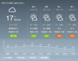 沈阳今日降温还可能有阵雨 小伙伴们记得出门带伞